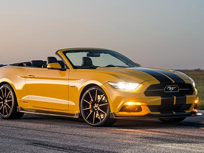 Ford Mustang GT5.0 convertible
